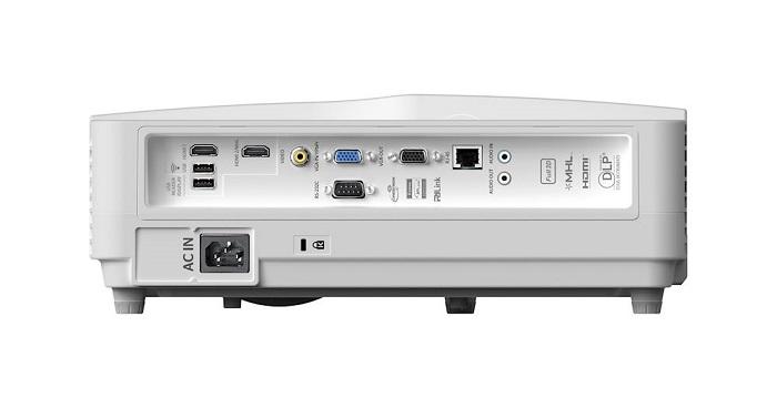 Optoma HD31UST, conexiones