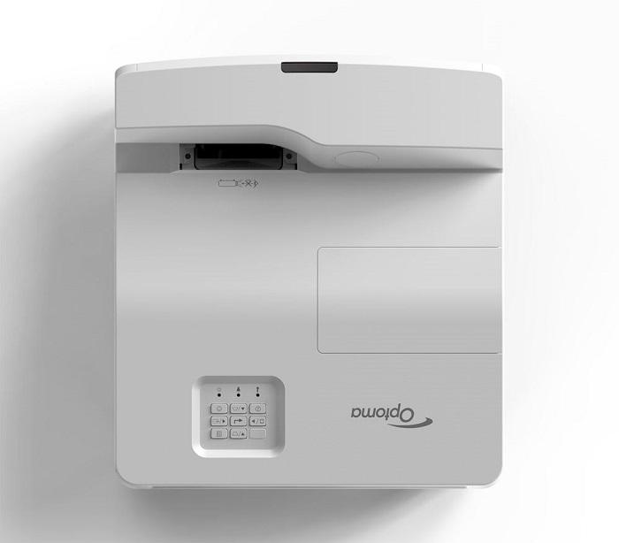 Optoma HD31UST, panel superior