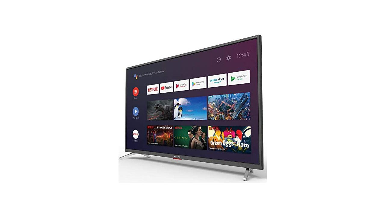 Sharp 55BL6EA Smart TV