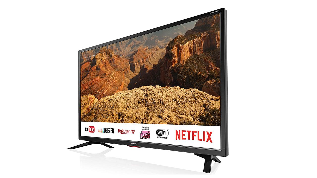 Sharp 32BC6E Smart TV