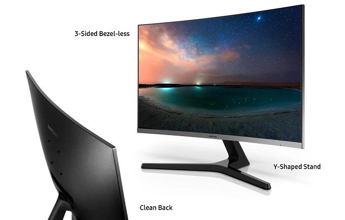 Samsung LC32R500FHUXEN, aspecto