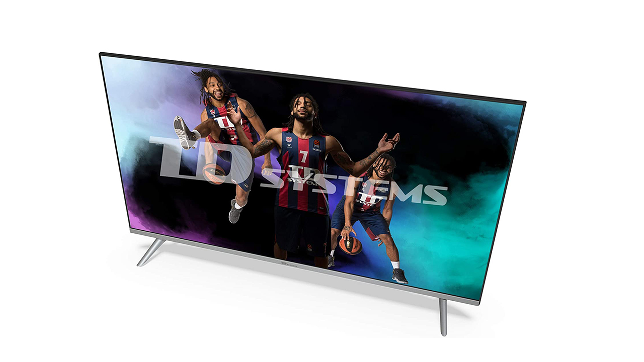 TD Systems K50DLJ12US Smart TV
