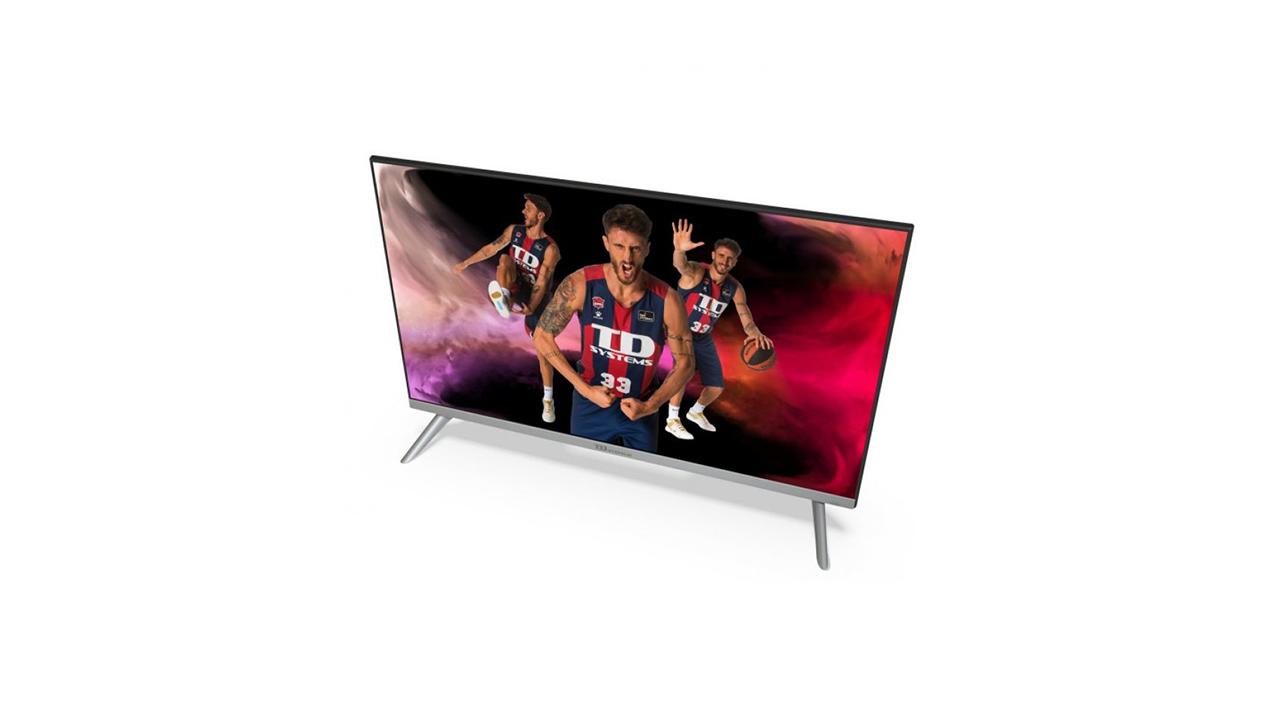 TD Systems K32DLJ12HS Smart TV
