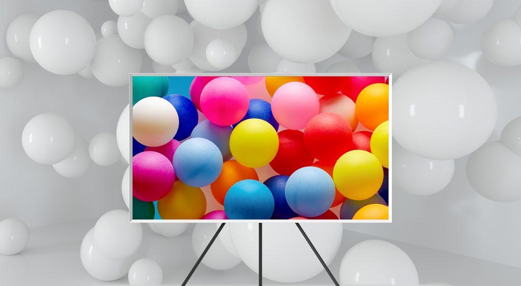 Así de bonitas muestra Samsung sus televisores inteligentes Lifestyle