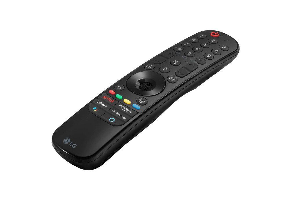 Así es el nuevo mando de LG