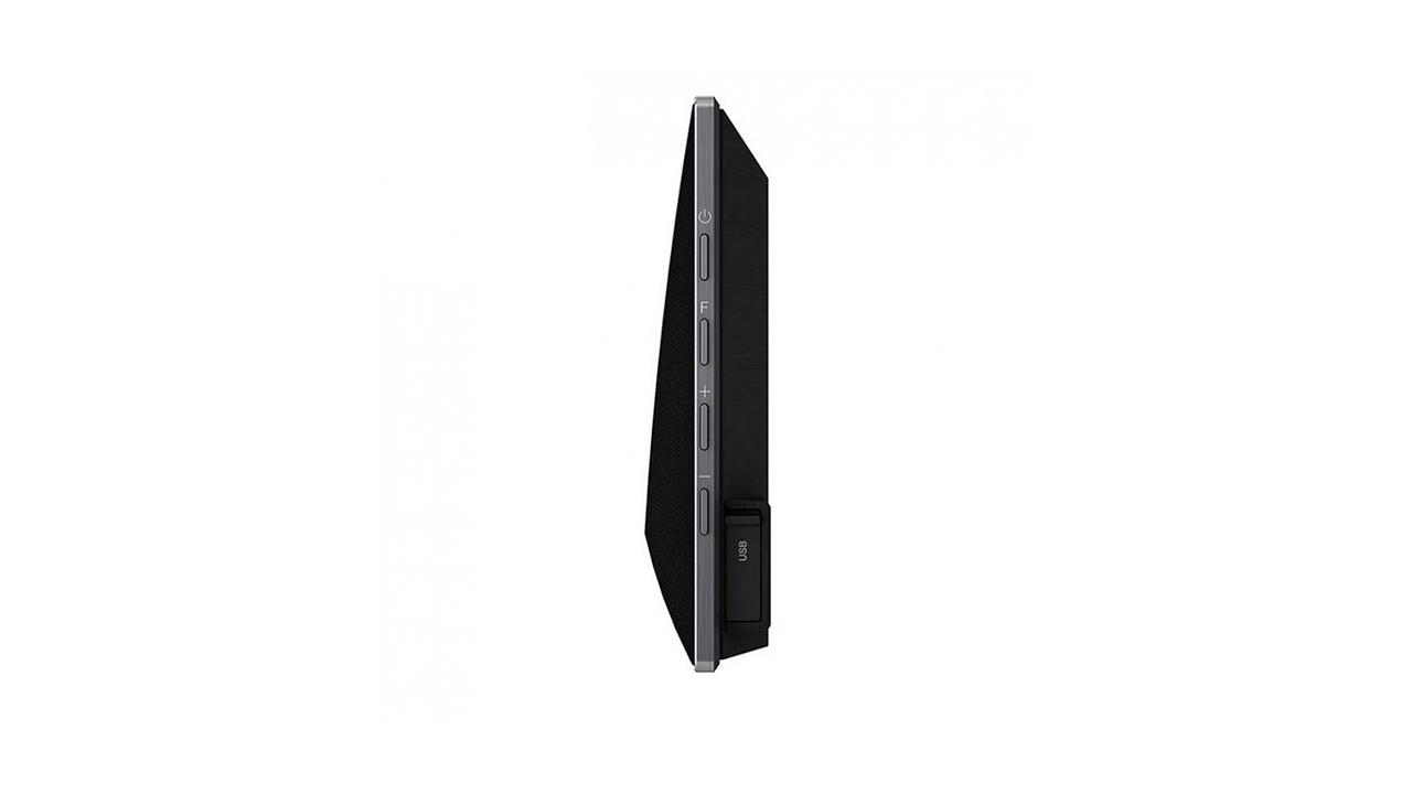 Barra de Sonido LG GX diseño