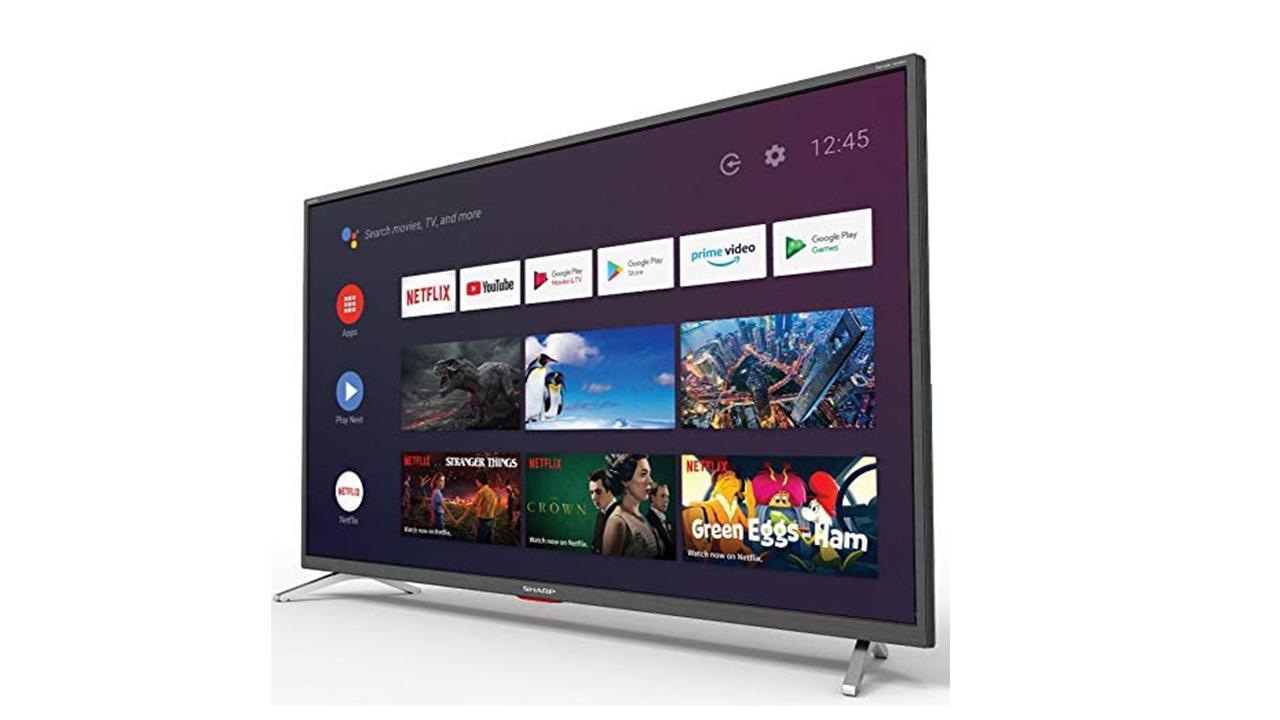 Sharp 43BL6EA Smart TV