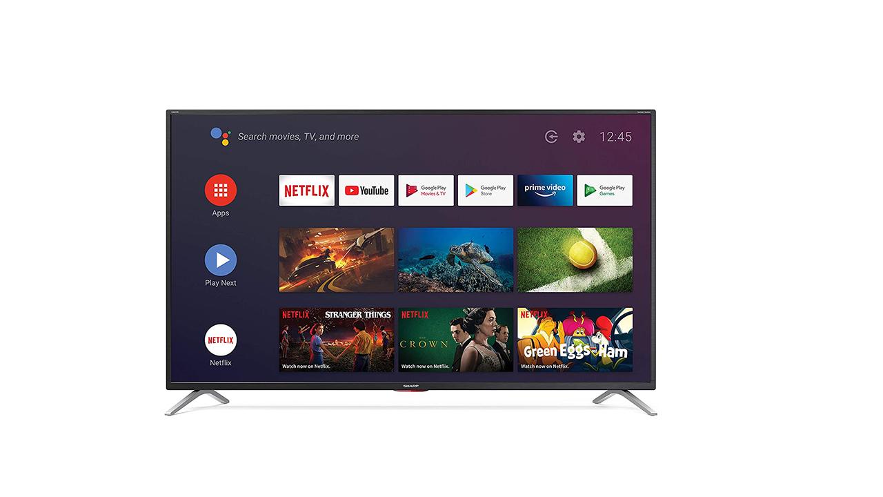 Sharp 50BL6EA Smart TV
