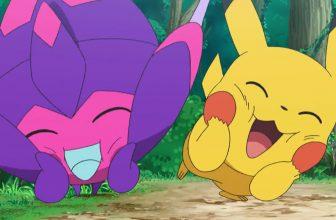 episodios románticos de Pokémon