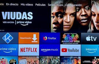 instalar APKs Android en Amazon Fire TV Stick