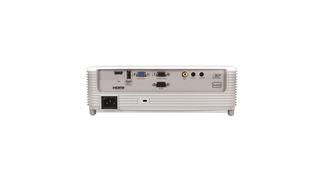 Optoma X345 diseño
