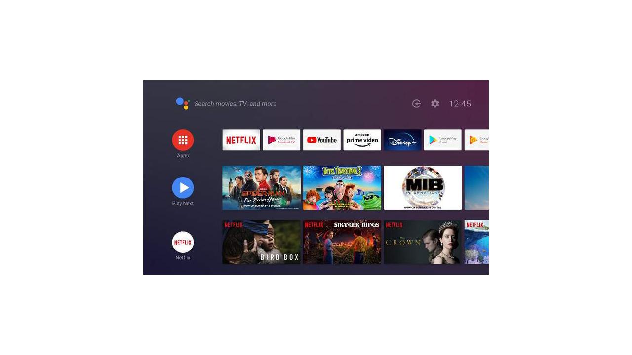 Sony KE55A8BAEP Smart TV