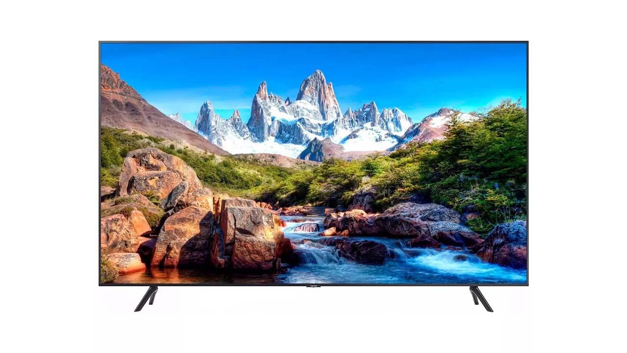 Samsung Crystal UHD 55TU7125
