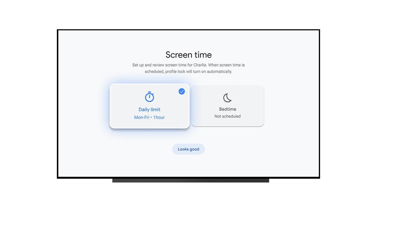 google tv para ninos