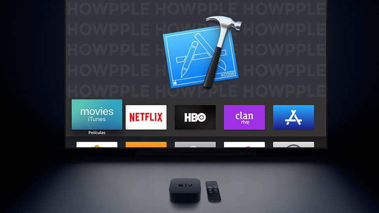 hacer una captura de pantalla con Apple TV