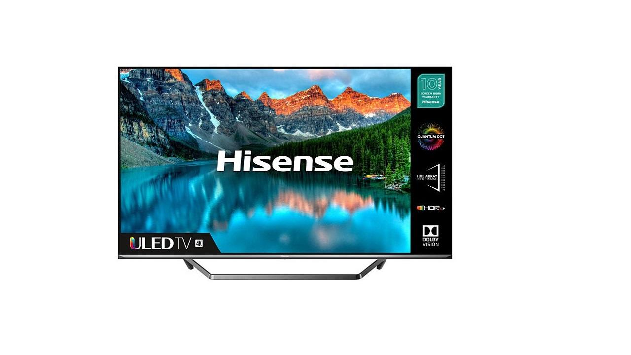 ofertas en televisores hisense