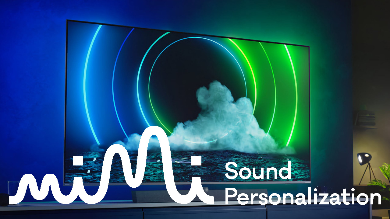 televisores Philips que ajustan el sonido