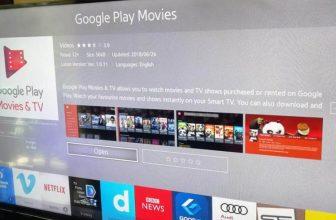 Google Play Películas en la tele
