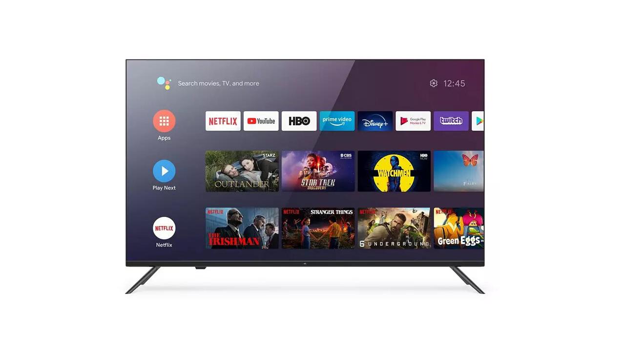 OK ODL 43760UN-TAB Smart TV