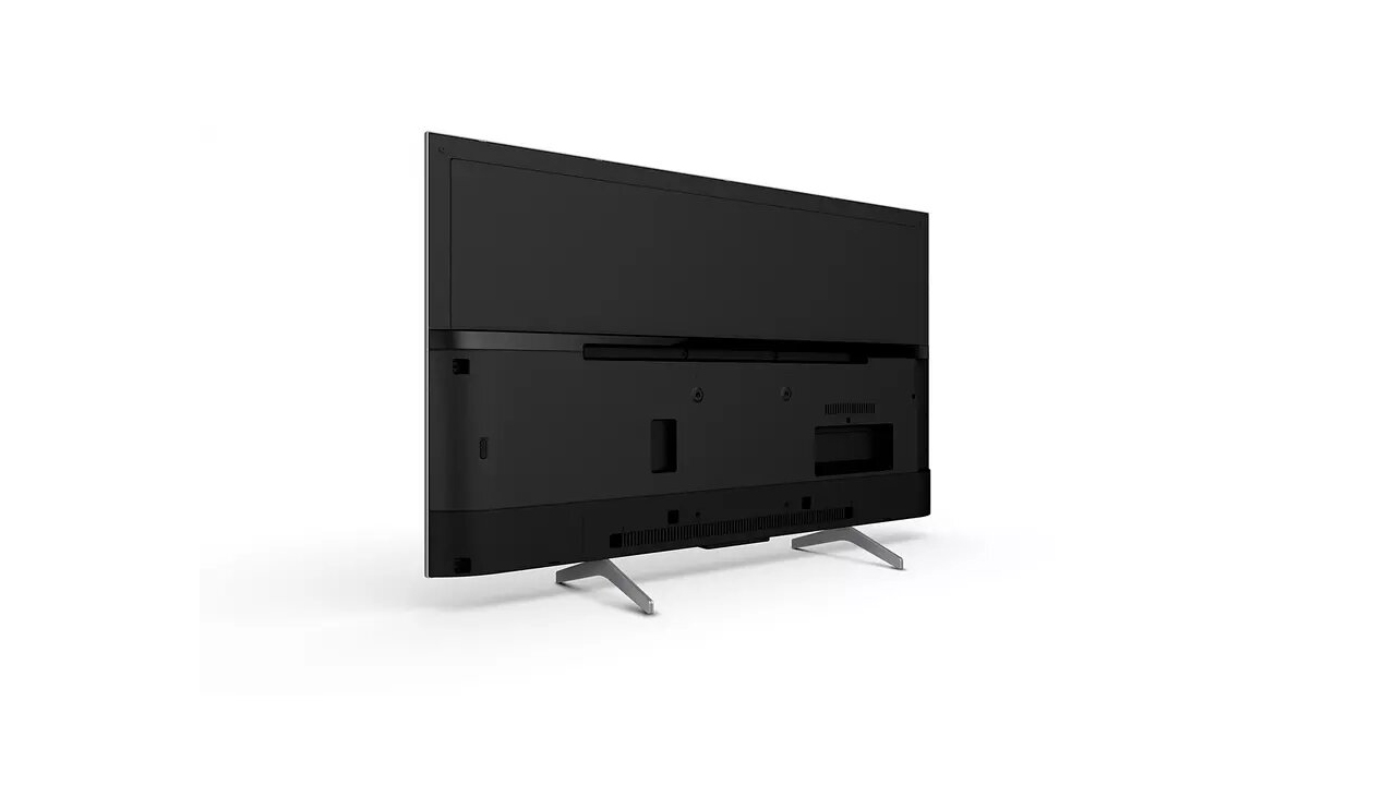 Sony KD49XH8077 diseño