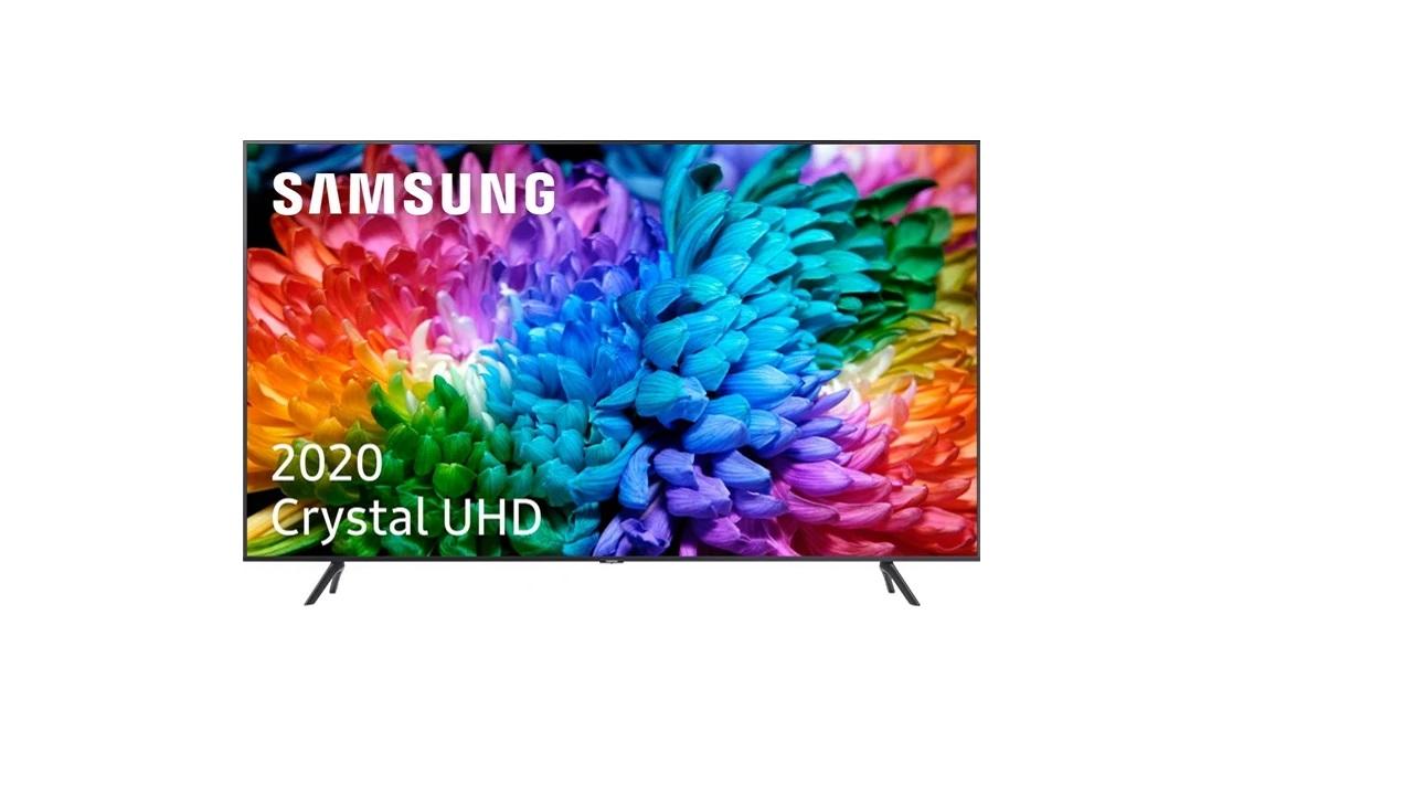 Samsung Crystal UHD 50TU7125