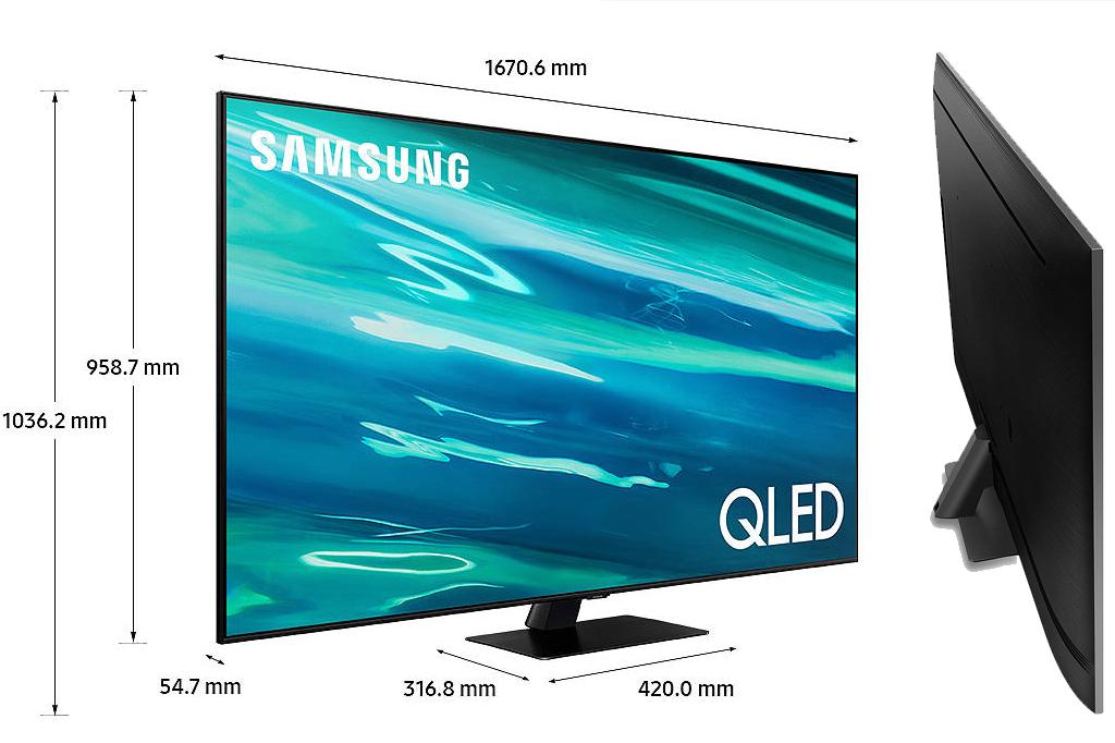 Samsung QE75Q80A