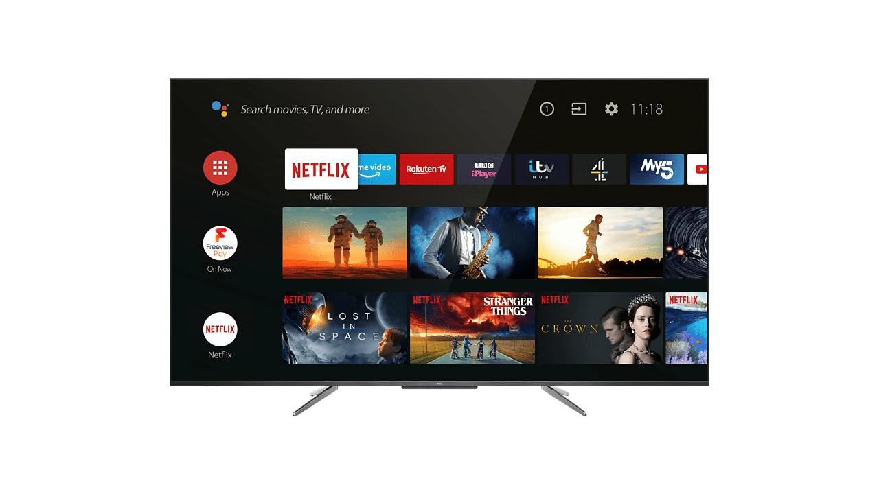 TCL 65C715 Smart TV