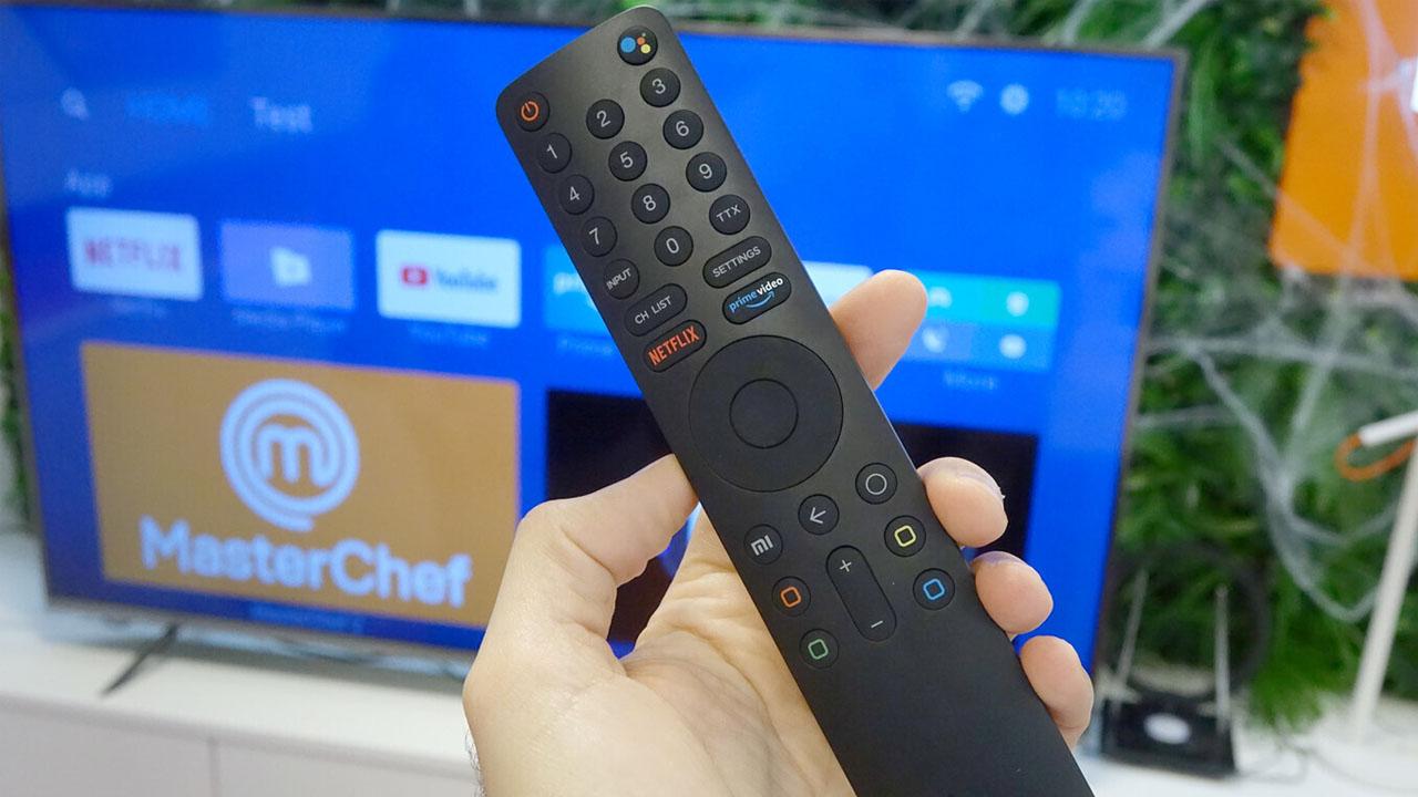 cambiar la resolución de pantalla en Android TV