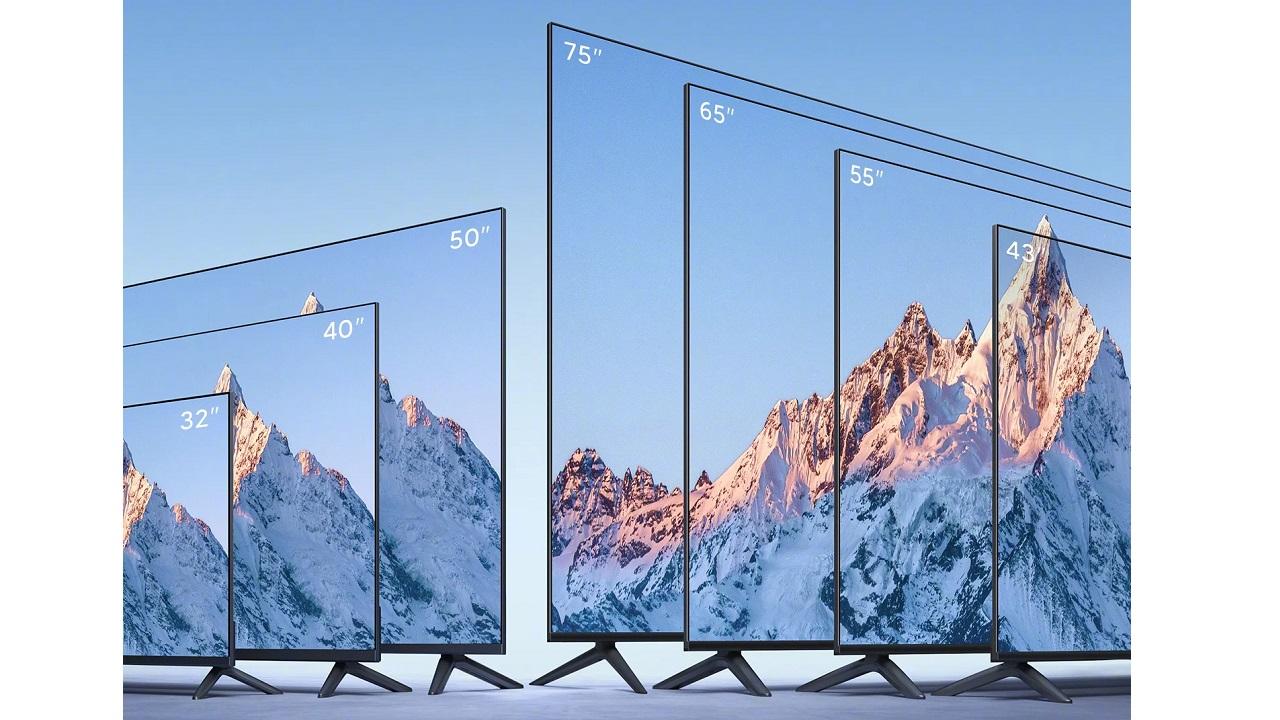 nuevos televisores xiaomi 2021