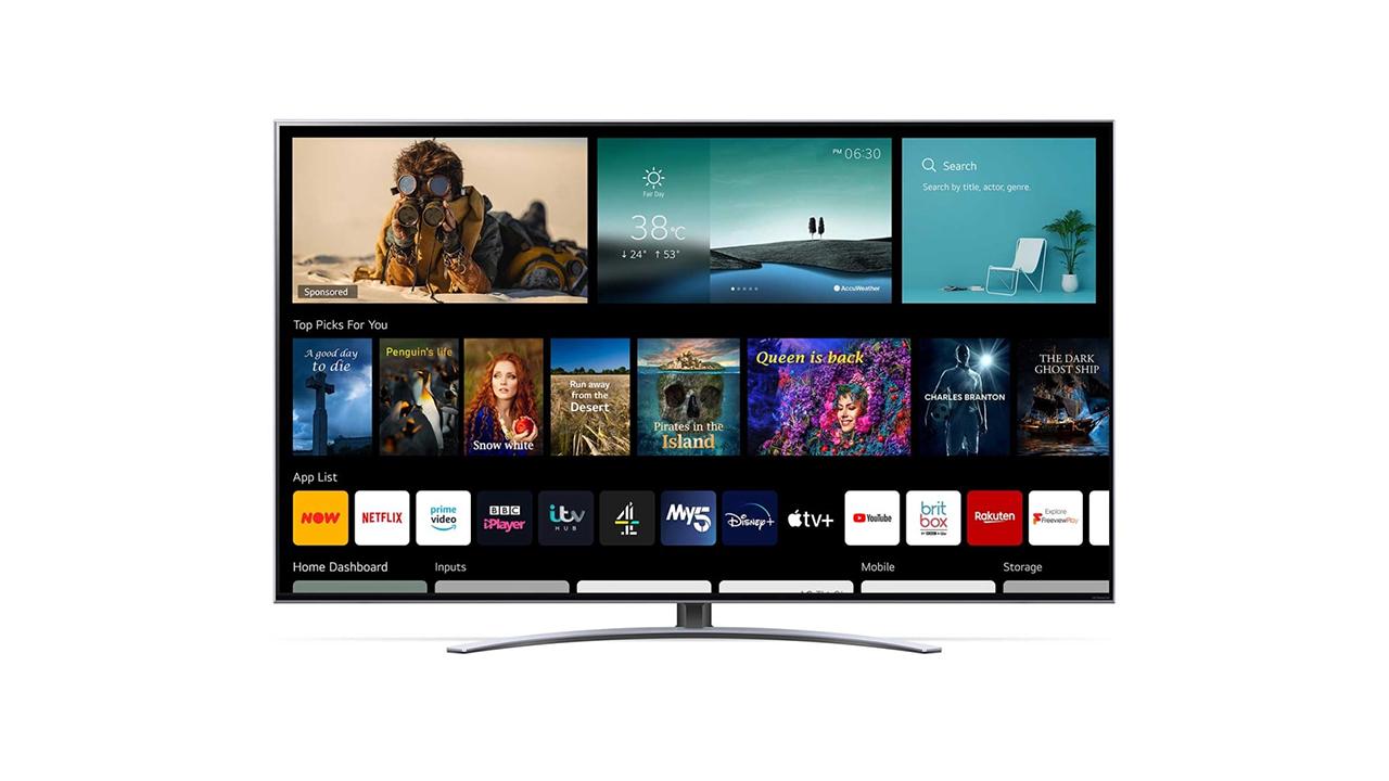 LG 50NANO886PB Smart TV