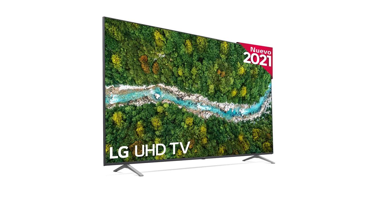 LG 70UP77006LB Smart TV