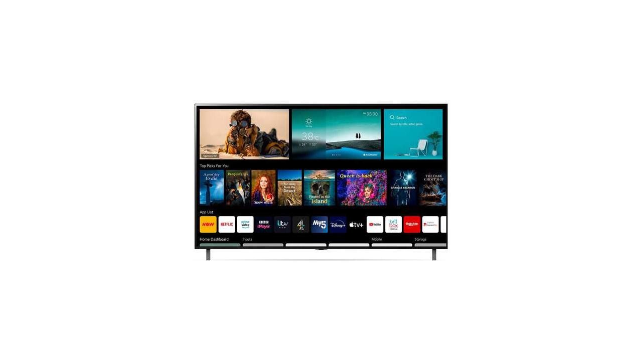 LG OLED77A1 Smart TV