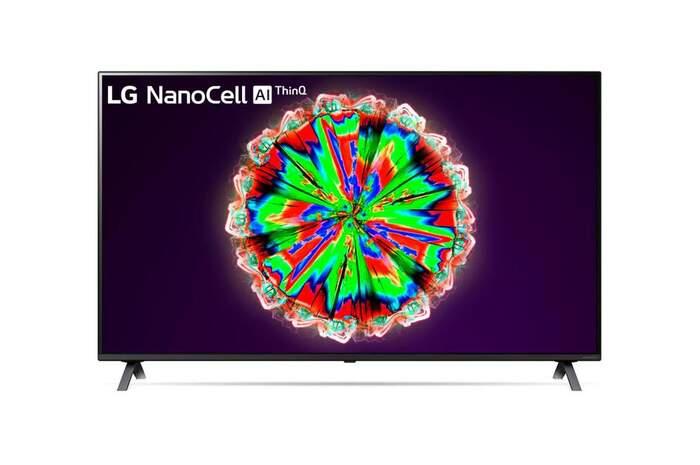 LG NanoCell 65NANO806NA