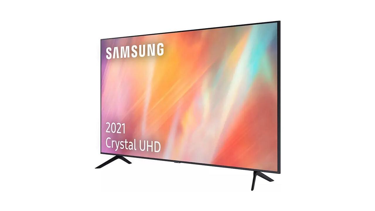 Samsung UE55AU7175UXXC diseño