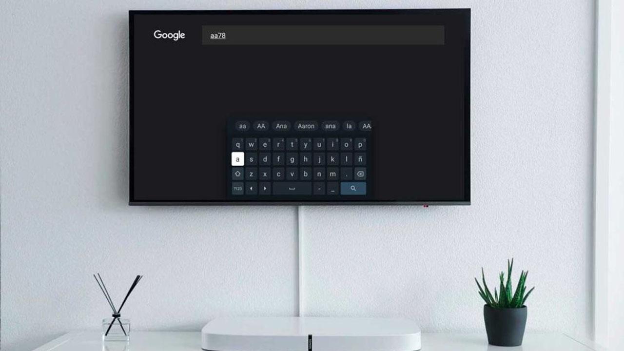 conectar un teclado al televisor