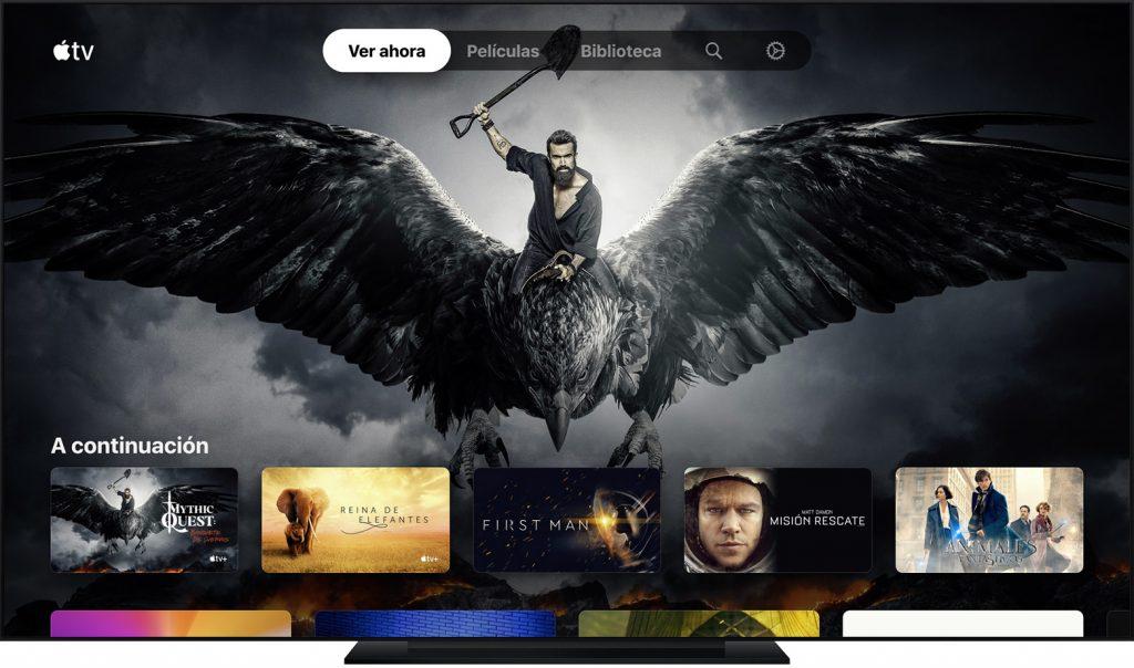 Los Philips con Android 8 y más podrán instalarse Apple TV+