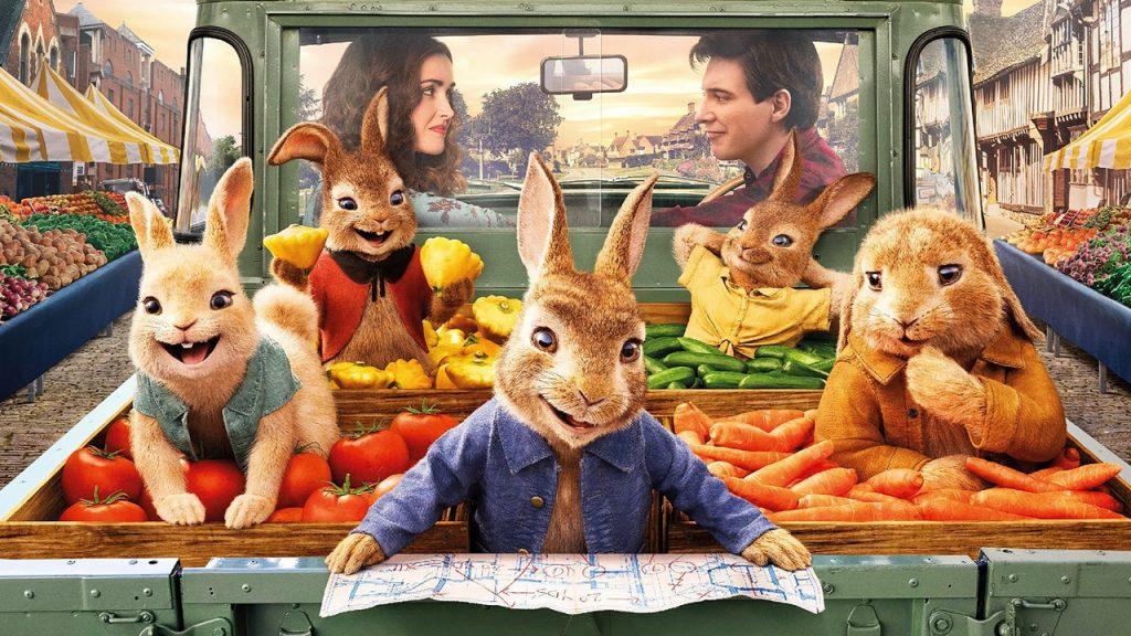 Un divertido film infantil