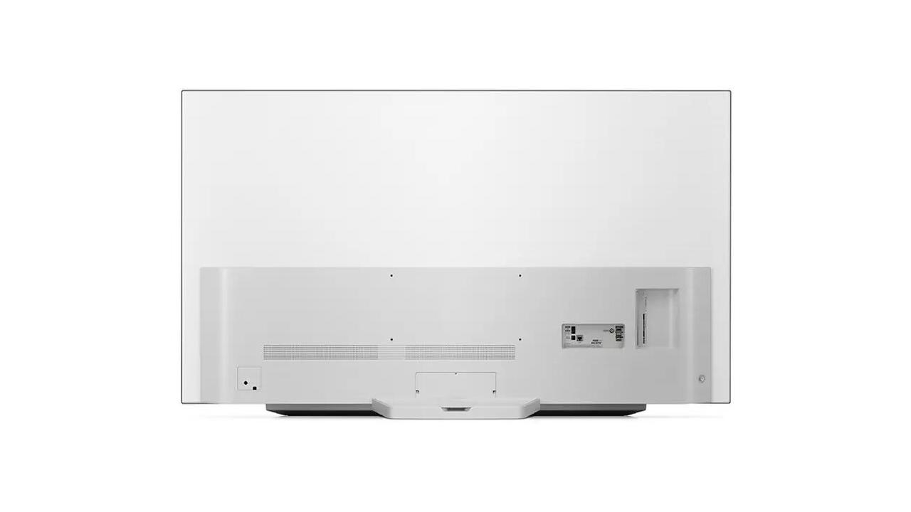 LG OLED77C1 diseño