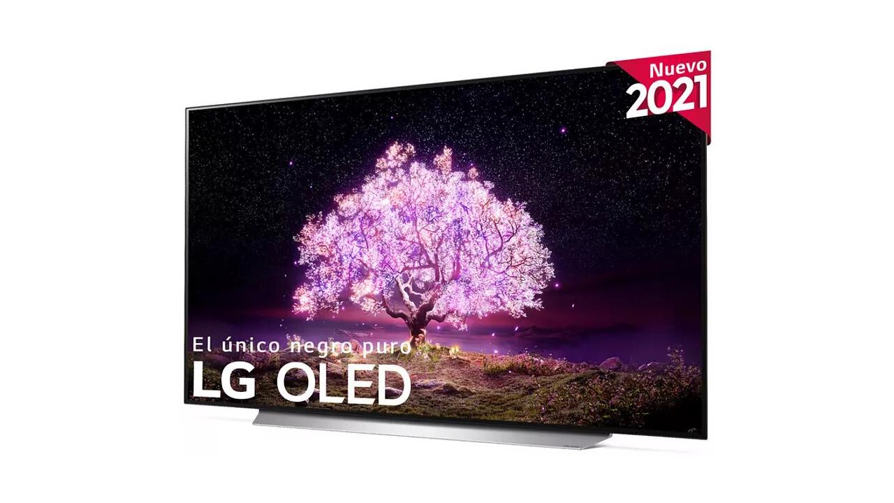 LG OLED77C1 Smart TV