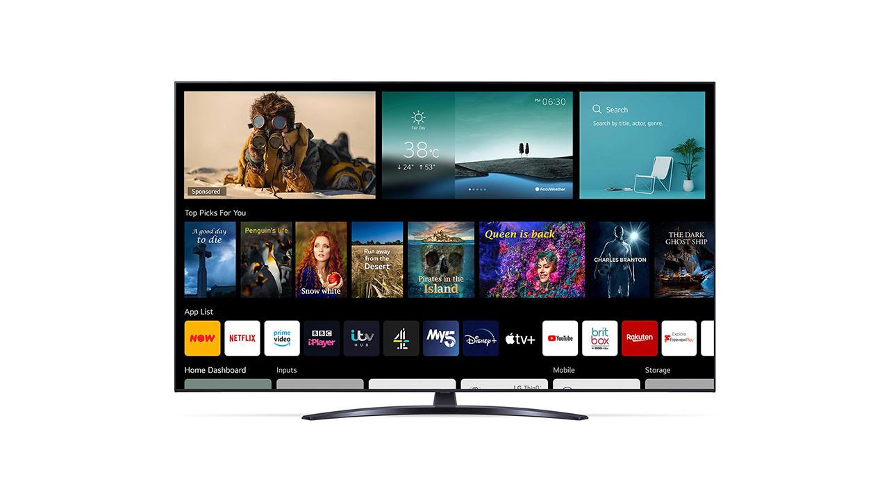 LG 50UP81006LA Smart TV