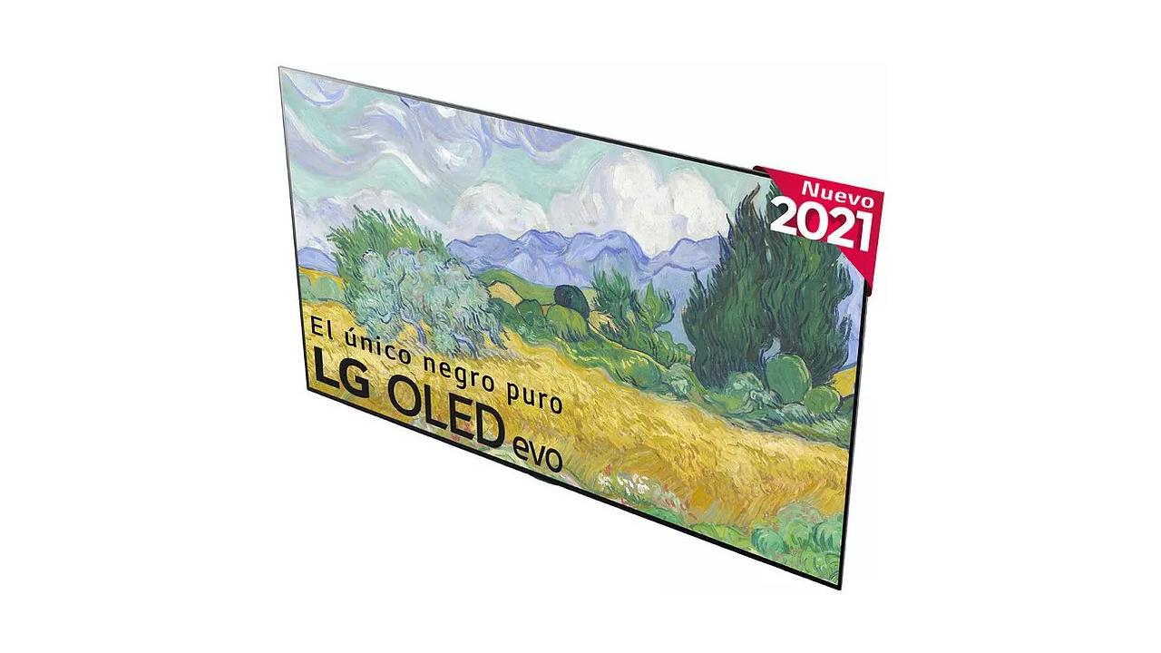 LG OLED77G1 Smart TV