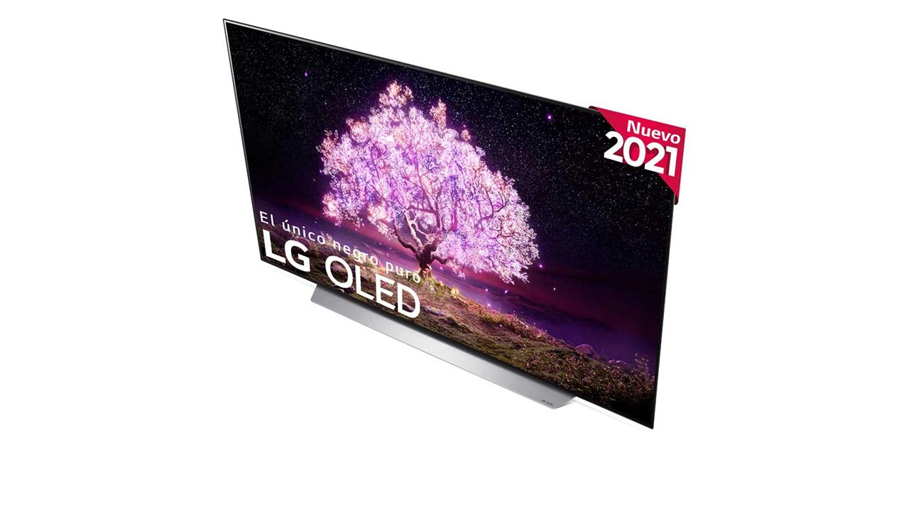 LG OLED65C16LA Smart TV