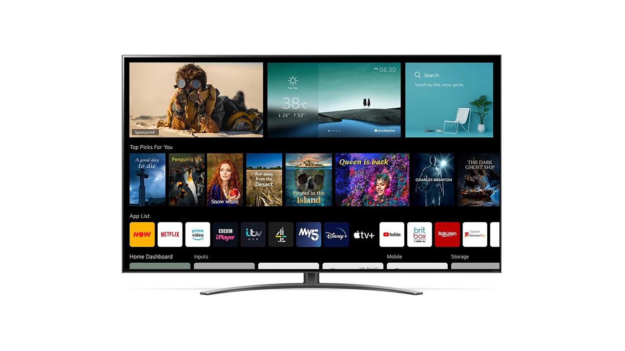 LG 75NANO866PA Smart TV