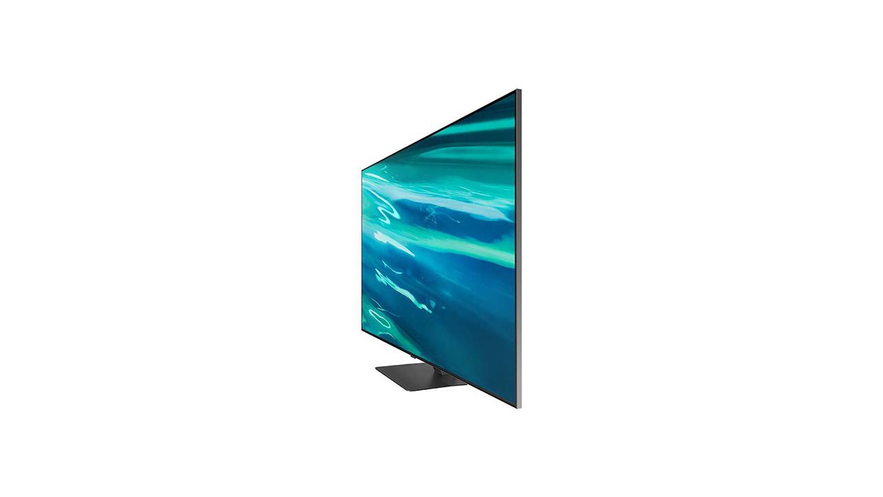 Samsung QE50Q80A diseño