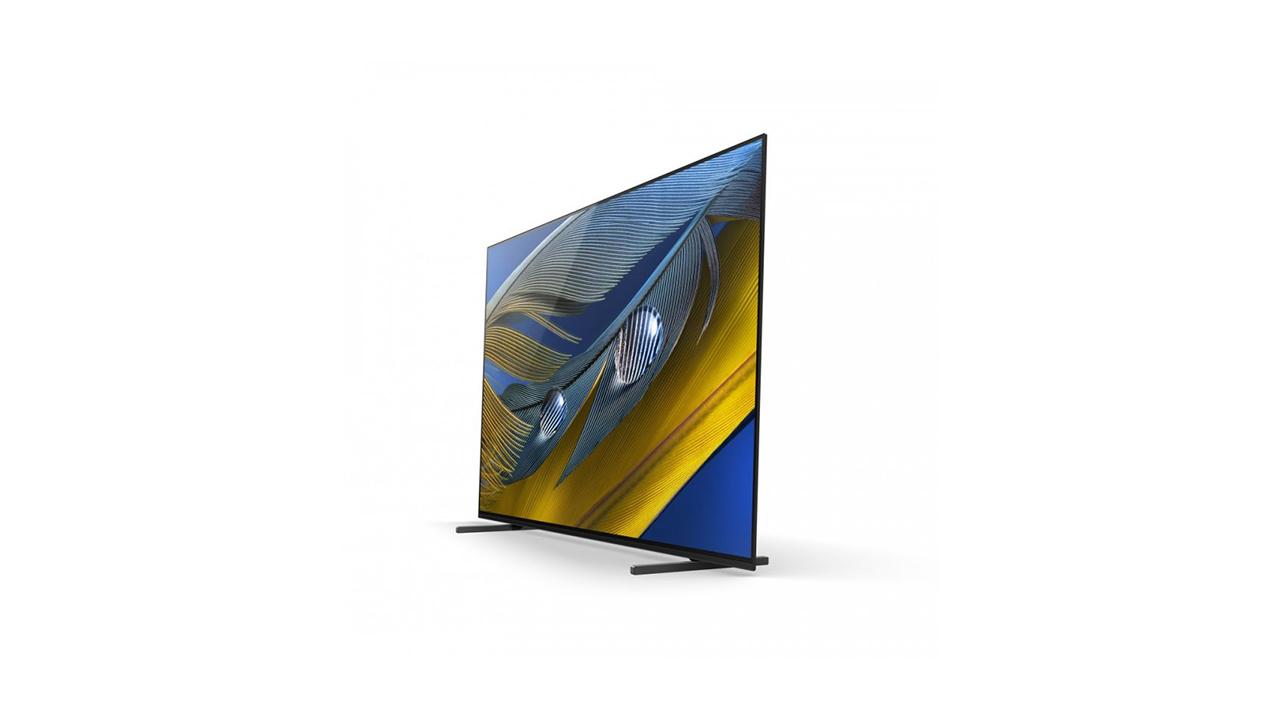Sony XR-55A80J diseño