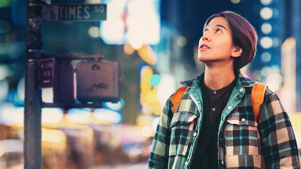 Drama en el que, tras la muerte de su padre, un joven asiático viaja a América en busca de su madre.