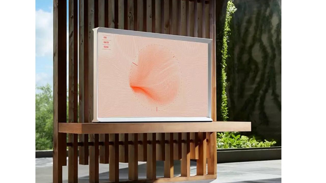 Samsung QE50LS01T Smart TV