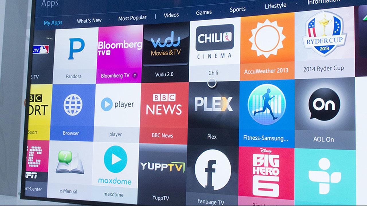 instalar una app desde un pendrive en una tele Samsung