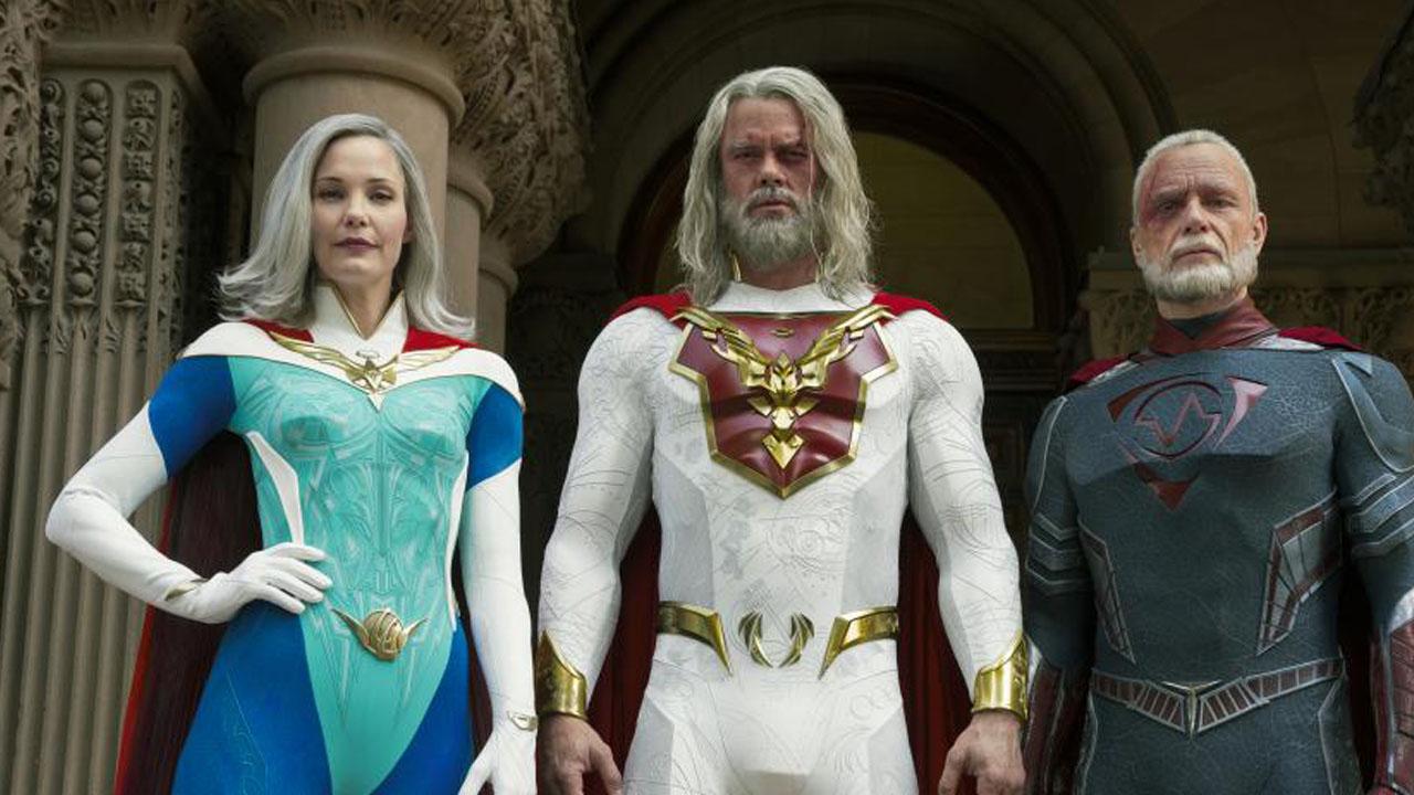 series canceladas en Netflix