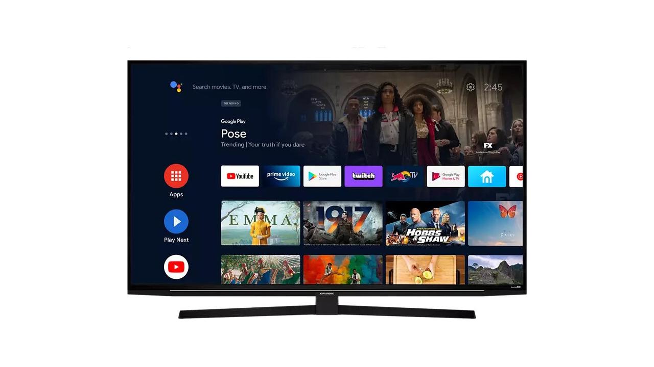 Grundig 49 GFU 8960B Smart TV